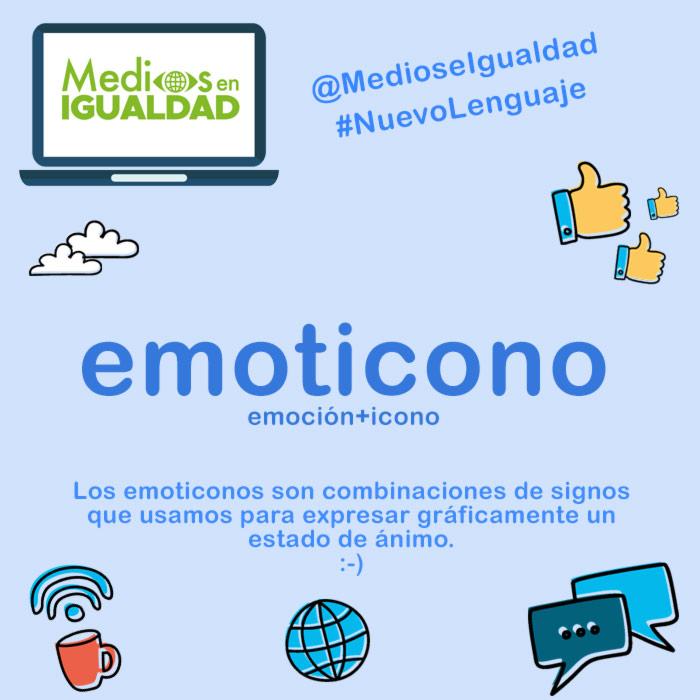 Nuevo Lenguaje emoticono