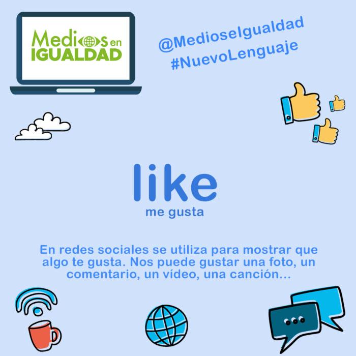 Nuevo Lenguaje Like