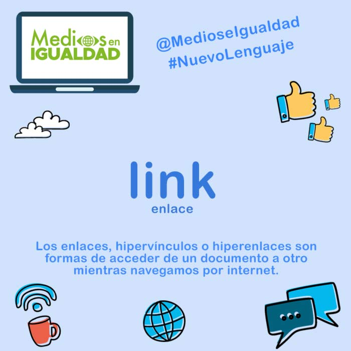 Nuevo Lenguaje - Link
