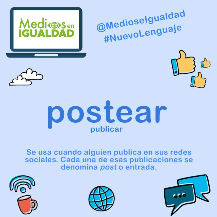 Nuevo Lenguaje - Postear